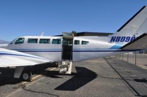 5 Cessna 404s – 9 passengers each