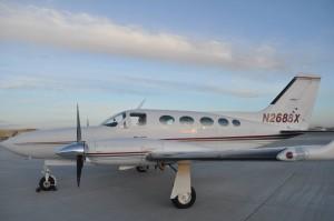 Cessna 414A – 5 passengers